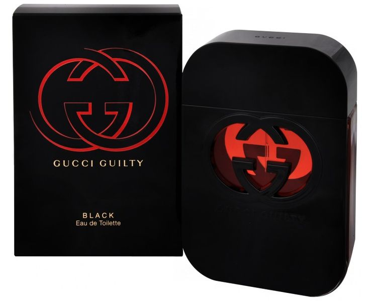 Gucci Guilty Black - EDT 75 ml