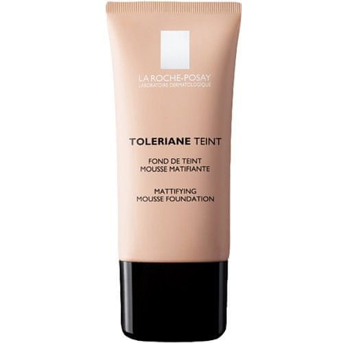 La Roche - Posay Zmatňující pěnový make-up Toleriane Teint SPF 20 (Mattifying Mousse Foundation