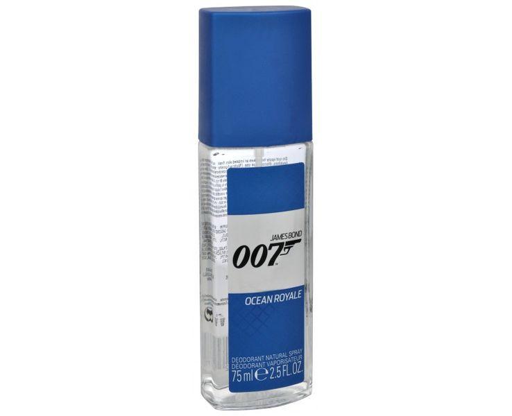 James Bond James Bond 007 Ocean Royale - deodorant ve spreji 75 ml
