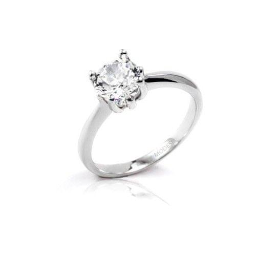 Modesi Zásnubní prsten QJR1948L (Obvod 51 mm)