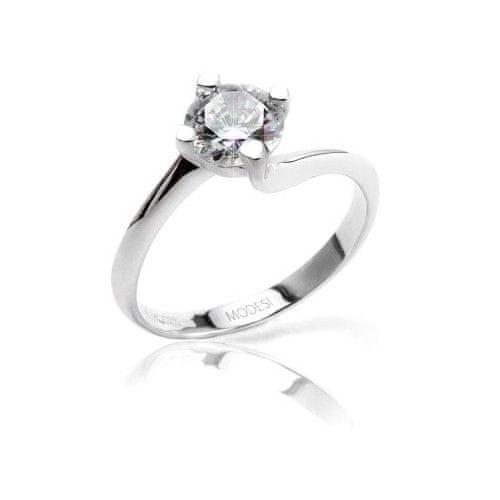 Modesi Zásnubní prsten QJR2076L (Obvod 55 mm)