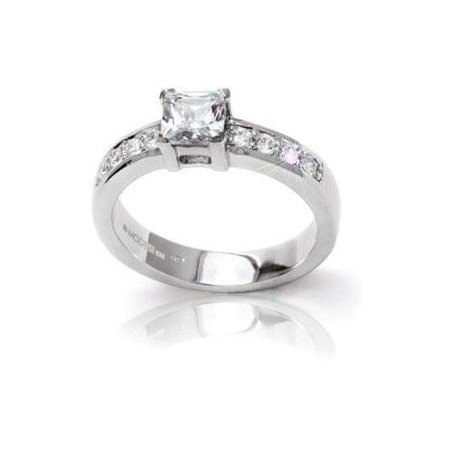 Modesi Zásnubní prsten QJR5000L (Obvod 52 mm) stříbro 925/1000