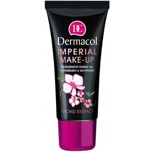 Dermacol Hydratační make-up s výtažkem z orchideje (Imperial Make-up Orchid Extract) 30 ml (Odstín 2 Fair)