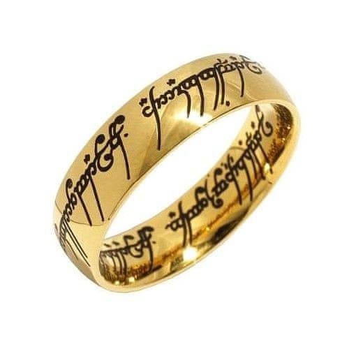 Silvego Prsten moci z filmu Pán prstenů RRC2210 (Obvod 57 mm)