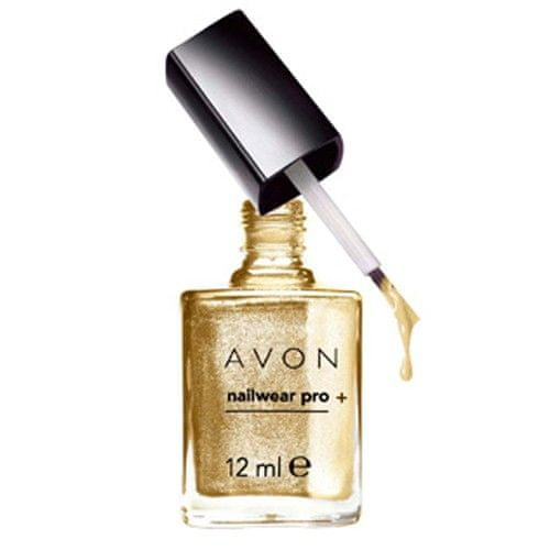 Avon Lak na nehty (Nailwear Pro+) 10 ml (Odstín Romance)