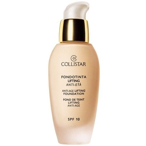 Collistar Omlazující liftingový make-up SPF 10 (Anti-Age Lifting Foundation) 30 ml (Odstín 02.2 Biscuit)