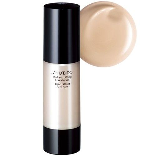 Shiseido Rozjasňující liftingový make-up (Radiant Lifting Foundation) 30 ml (Odstín I40 Natural Fair Ivory)