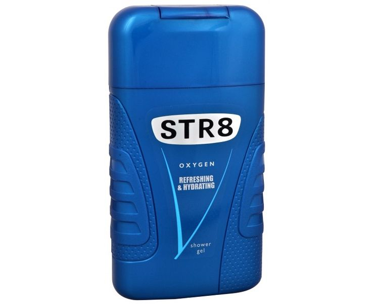 STR8 Oxygen - sprchový gel 250 ml