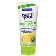 Freeman Revitalizační peeling na nohy s citronem a šalvějí (Revitalizing Foot Scrub Lemon & Sage) 150 ml