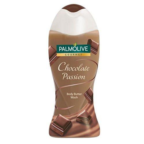 Sprchový gel s vůní čokolády Gourmet (Chocolate Passion Body Butter Wash) (Objem 500 ml)