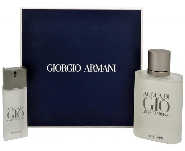 Giorgio Armani Acqua Di Gio Pour Homme - EDT 100 ml + EDT 20 ml