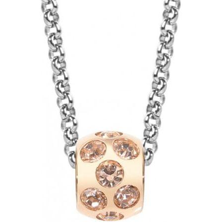 Morellato Oceľový bicolor náhrdelník Drops SCZ316