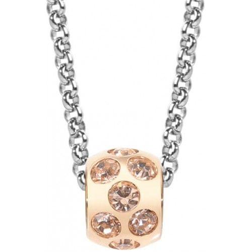 Morellato Ocelový bicolor náhrdelník Drops SCZ316