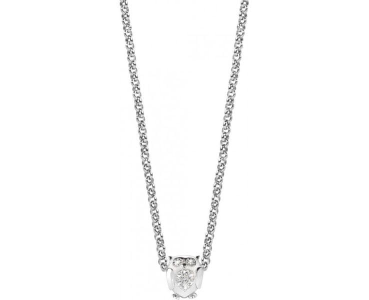 Morellato Ocelový náhrdelník Drops Lucky Animals SCZ333