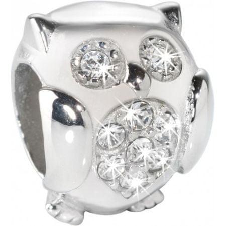 Morellato Oceľový prívesok Drops Owl SCZ288
