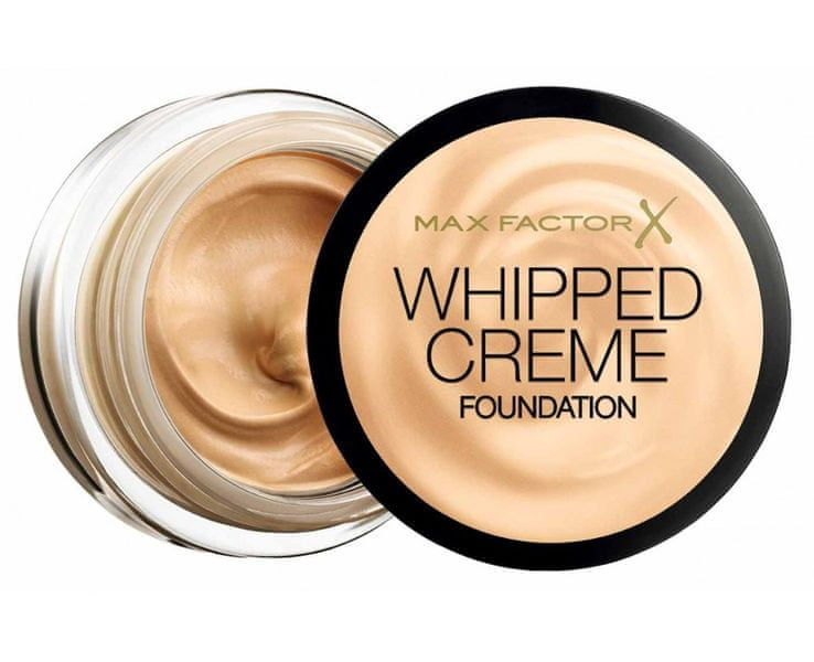 Max Factor Zmatňující make-up (Whipped Creme Foundation) 18 ml (Odstín 80 Bronze)