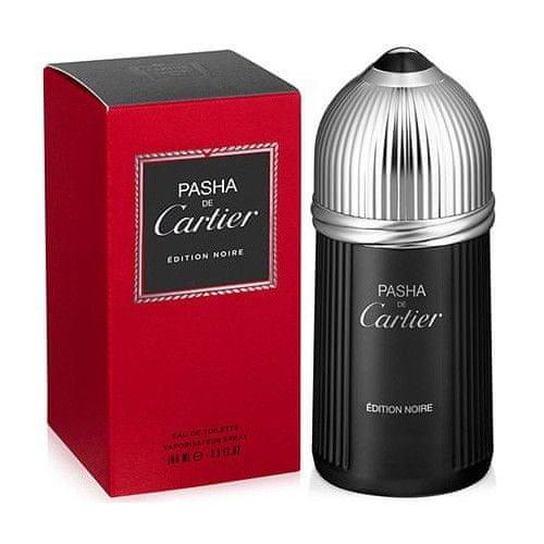 Cartier Pasha De Cartier Edition Noire - EDT 50 ml