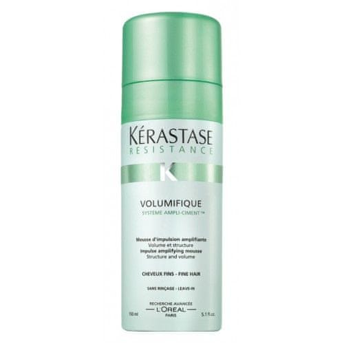 Kérastase Lehká pěna pro objem jemných vlasů Volumifique (Impulse Amplifying Mousse) 150 ml