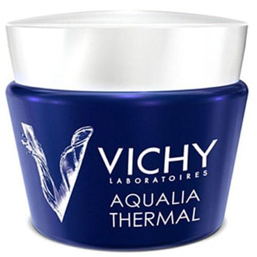Vichy Intenzivní noční péče proti známkám únavy Aqualia Thermal Night Spa (Replenishing Anti-Fatigue Cream