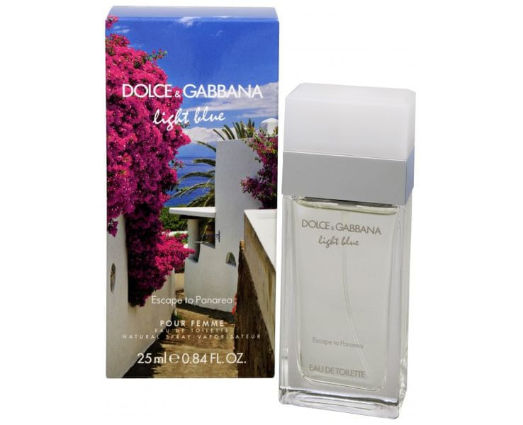 Dolce & Gabbana Light Blue Escape to Panarea - EDT 50 ml