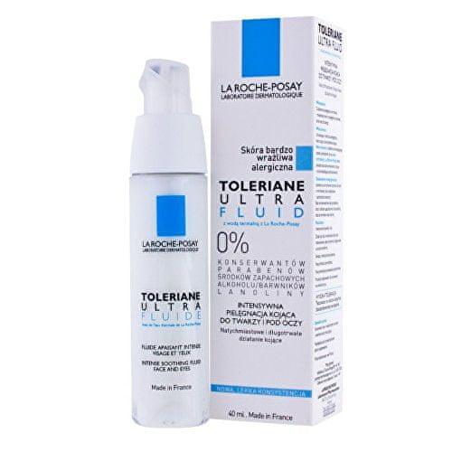 La Roche - Posay Zklidňující a ochranný fluid na obličej Toleriane (Ultra Fluid) 40 ml