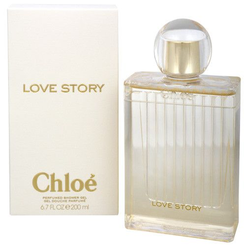 Chloé Love Story - sprchový gel 200 ml