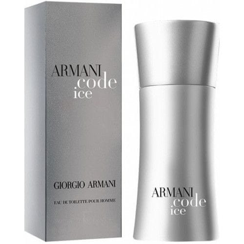 Giorgio Armani Code ICE - EDT 75 ml