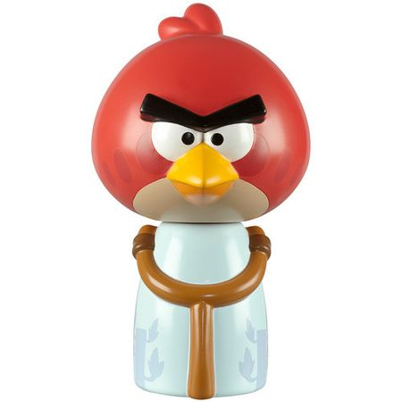 EP LINE Disney 3D Angry Birds sprchový gél a šampón pre deti 300 ml