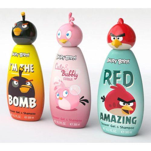 EP Line Disney Angry Birds šampon 2 v 1 pro děti 300 ml (Varianta Cute & Bubbly Stella)