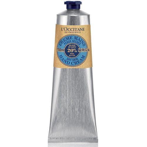 LOccitane EnProvence Krém na ruce s 20% bambuckého másla (Creme Mains Hand Cream) (Objem 30 ml)