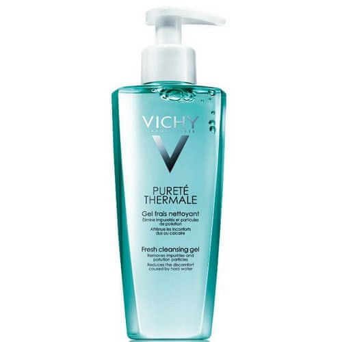 Vichy Osvěžující čistící gel Purete Thermale (Objem 200 ml)