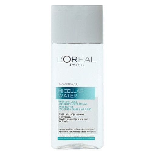 L'Oréal Micelární voda 3v1 (Micellar Water) 200 ml
