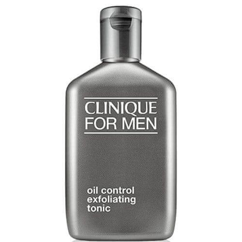 Clinique Exfoliační tonikum pro mastnou pleť For Men (Oil Control Exfoliating Tonic) 200 ml
