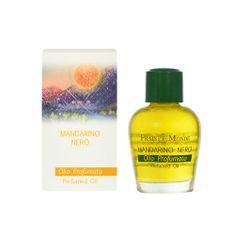 Frais Monde Parfémovaný olej Černá mandarinka (Black Mandarin Perfumed Oil) 12 ml