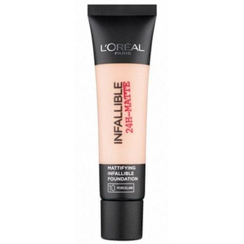L'Oréal Matující make-up Infallible 24H Matte 35 ml (Odstín 20 Sand)