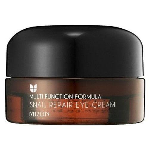 MIZON Oční krém s filtrátem hlemýždího sekretu 80% (Snail Repair Eye Cream) (Objem 15 ml - tuba)