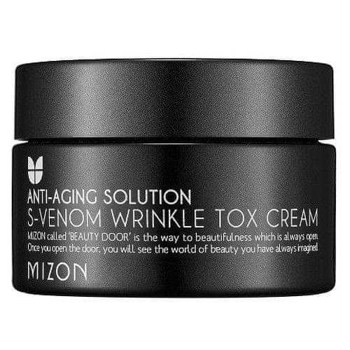 MIZON Pleťový krém s obsahem 4% hadího jedu proti stárnutí pleti (S-Venom Wrinkle Tox Cream) 50 ml