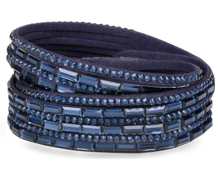 Troli Náramek Wrap 6x Double Dark Blue