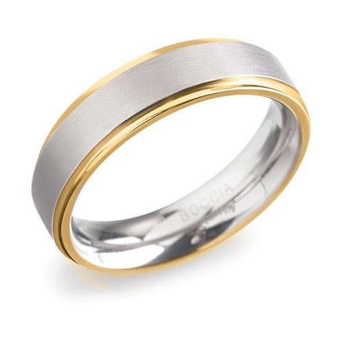 Boccia Titanium Titanový prsten 0134-05 (Obvod 48 mm)