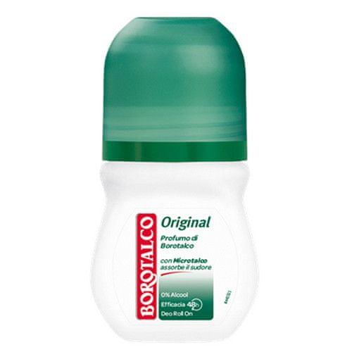 Borotalco Kuličkový deodorant Original 50 ml