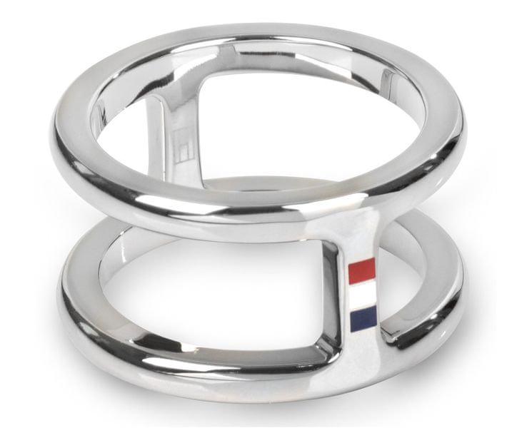 Tommy Hilfiger Originální prsten z oceli TH2700486 (Obvod 54 mm)
