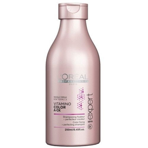 Loreal Professionnel Šampon pro ochranu barvy vlasů Vitamino Color AOX (Fixing + Perfecting Shampoo) (Objem 250 ml)