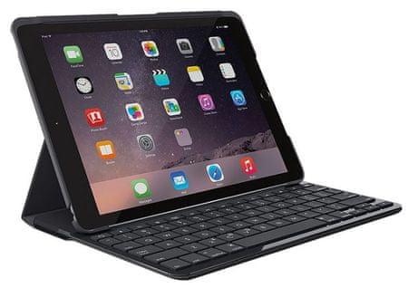 Logitech tipkovnica Slim Folio za iPad 5, črna, SLO g.