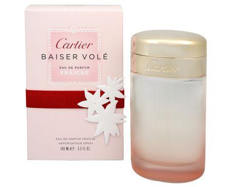Cartier Baiser Volé Fraiche - lekkie woda perfumowana 50 ml