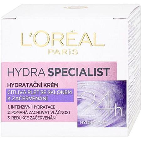 Upokojujúci vyživujúci krém proti začervenaniu Hydra Special ist (Skin Cream) 50 ml