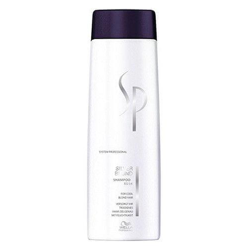 Wella Professional Šampon pro blond, stříbrné až bílé vlasy SP (Silver Blond Shampoo) 250 ml