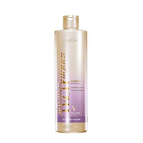 Avon Šampon pro zvětšení objemu s 24h účinkem Advance Techniques Ultimate Volume (Objem 400 ml)