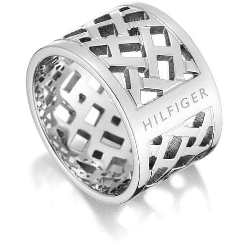 Tommy Hilfiger Originální prsten z oceli TH2700743 (Obvod 56 mm)