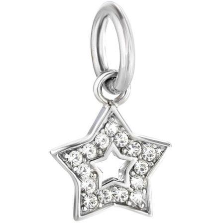 Morellato Ocelový přívěsek Drops Charms Star SCZ650