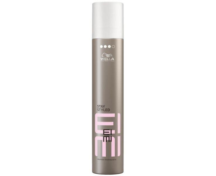Wella Professional Lak na vlasy se střední fixací EIMI Stay Styled (Objem 300 ml)